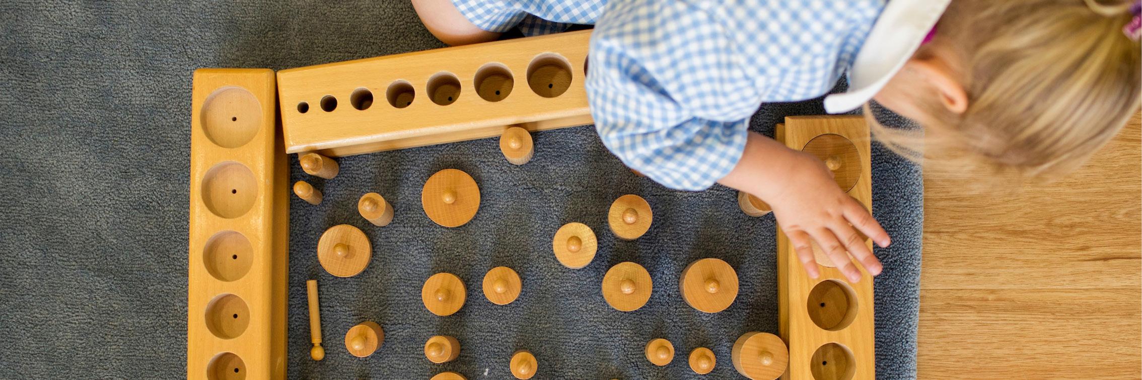 Curs d'introducció a la Pedagogia Montessori